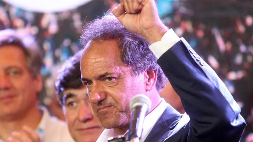 La tensión marca el inicio del congreso nacional del peronismo en Argentina