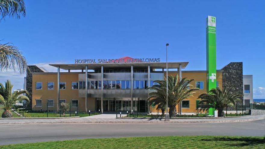 Hospital San Roque, Gran Canaria.