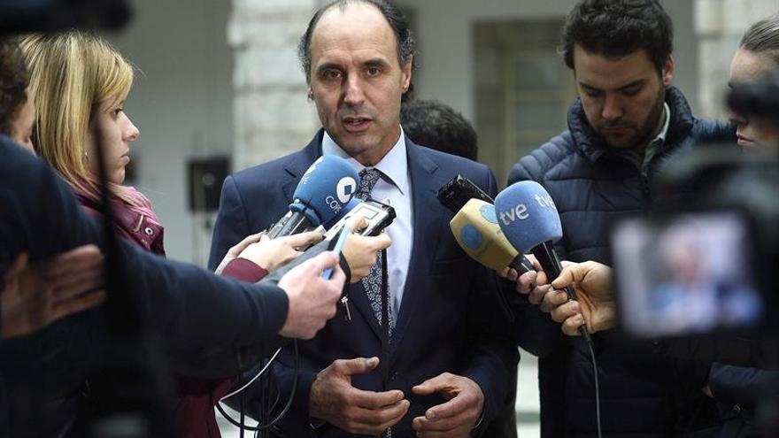 Ignacio Diego y María José Buruaga, únicas candidaturas para el PP cántabro