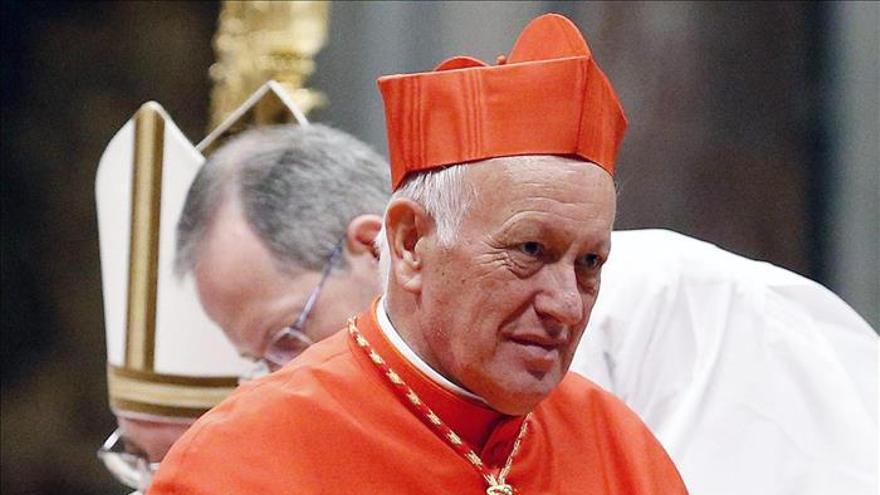 """Uniones de hecho y matrimonio gay son """"inaceptables"""", afirma cardenal chileno"""