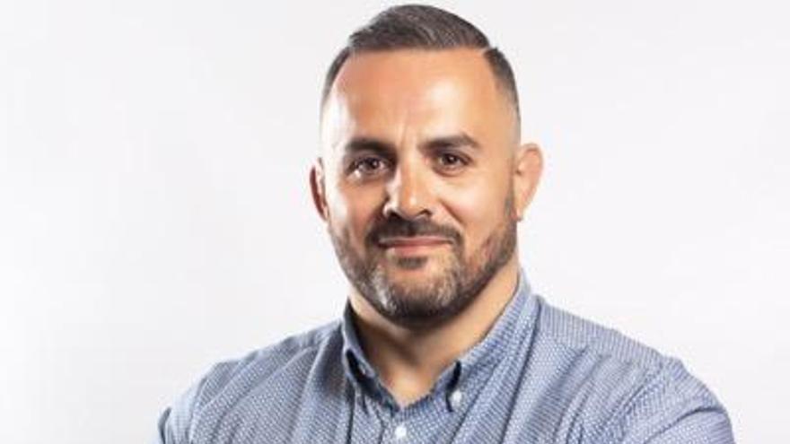 Francis Hernández, en una foto de su perfil en Twitter