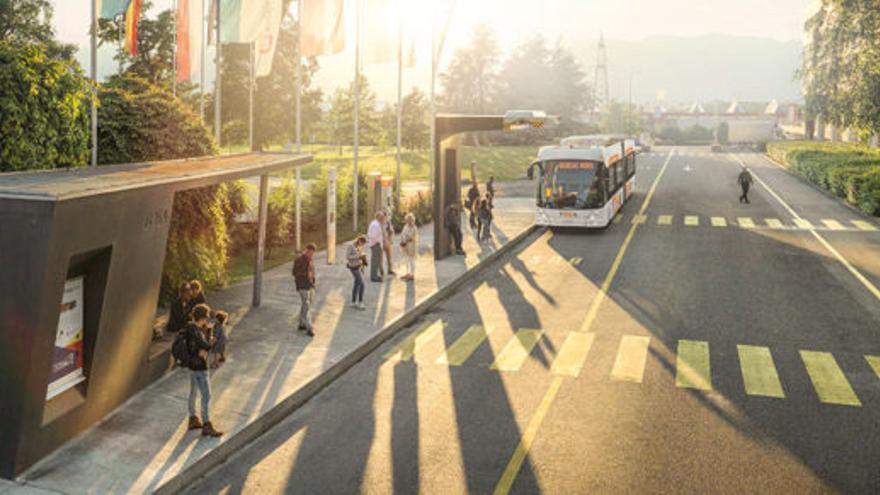 La línea 23 de autobuses públicos de Ginebra, adoptará este sistema el año próximo.