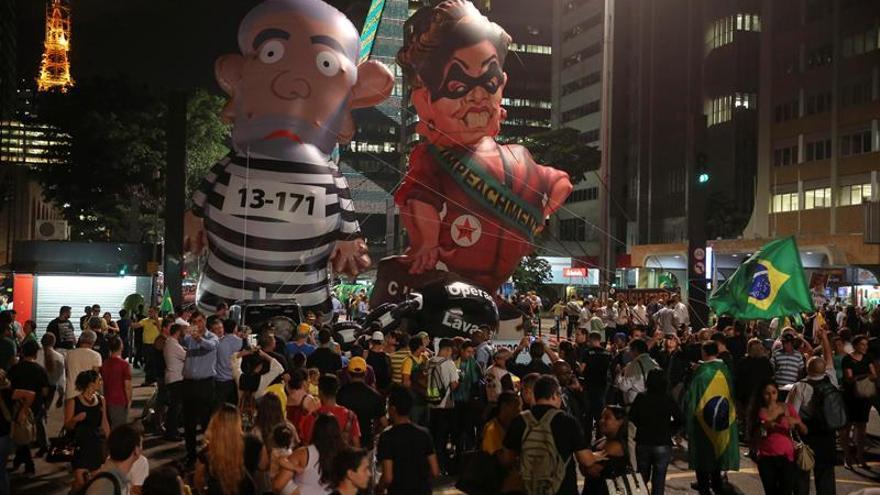 Lula dice haber sufrido actos violentos para justificar su ataque a los jueces