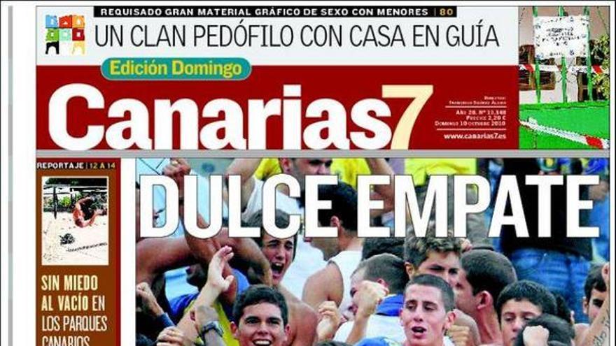 De las portadas del día (10/10/2010) #1