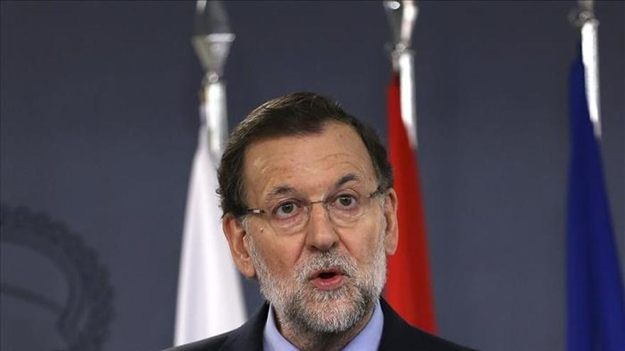 Rajoy no descarta ninguna hipótesis sobre la desaparición de los periodistas en Siria