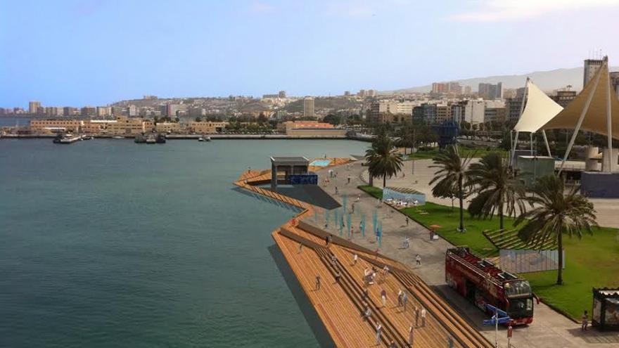 Proyecto de parque marítimo