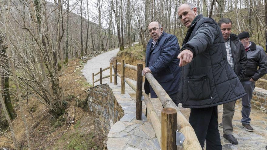 Concluyen las mejoras en varios caminos del municipio tras casi 151.000 euros invertidos