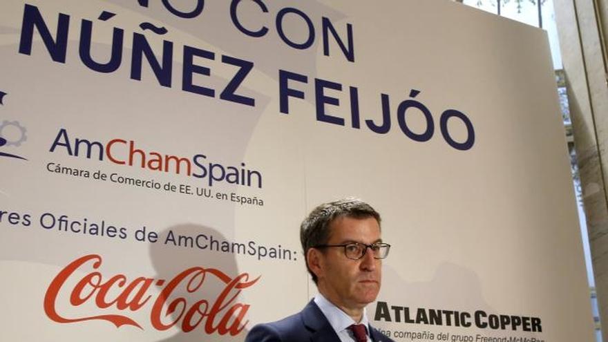 """Núñez Feijóo atribuye el """"desasosiego"""" catalán al éxito del Estado autonómico"""