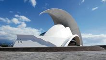 Tenerife exige a Calatrava que solucione las filtraciones de agua del Auditorio que costó 74 millones de euros