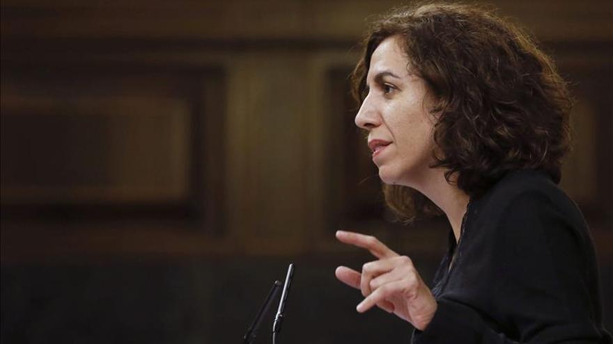 Irene Lozano anuncia que competirá por el liderazgo de UPyD