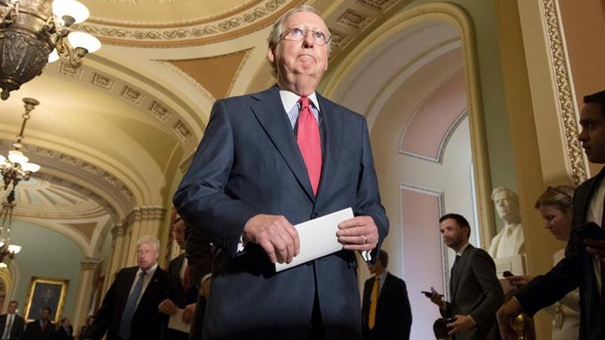 Líder republicano de EE.UU. presiona a Rubio para que opte de nuevo al Senado