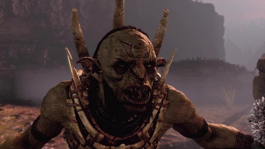La Tierra Media Sombras de Mordor Ratbag