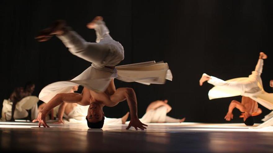 La danza contemporánea y mestiza de Hervé Koubi recala en la Quincena Musical