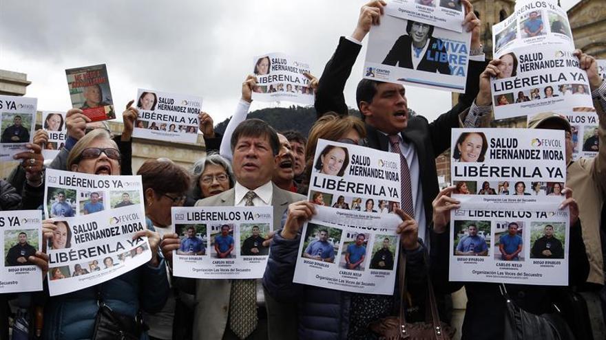 Colectivos de víctimas piden libertad periodistas desaparecidos en Colombia