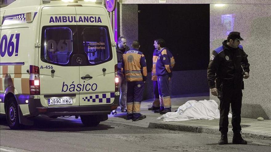 Muere una mujer en Ourense al ser atropellada por un conductor que se fugó
