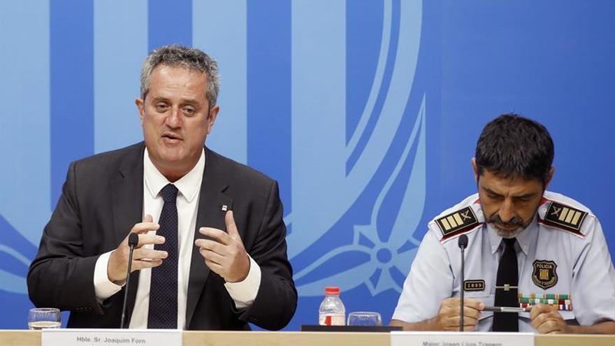 Los Mossos admiten un aviso sobre la Rambla pero alegan que no era de la CIA ni fiable
