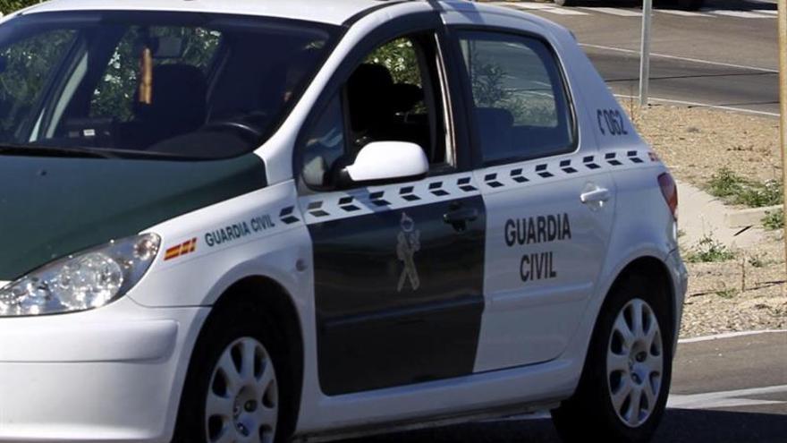 Vehículo de la Guardia Civil | Imagen de archivo. EFE