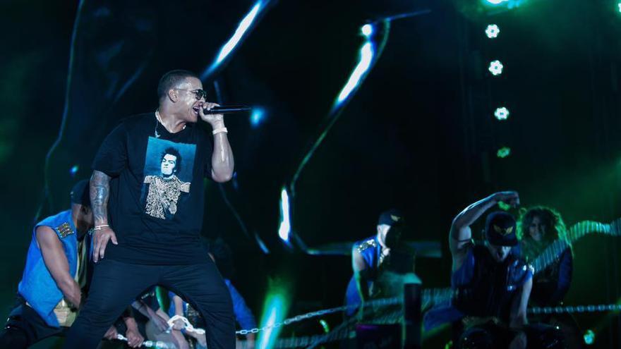 El artista puertorriqueño, Daddy Yankee