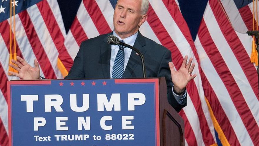 El candidato republicano a vicepresidente divulga su historial médico