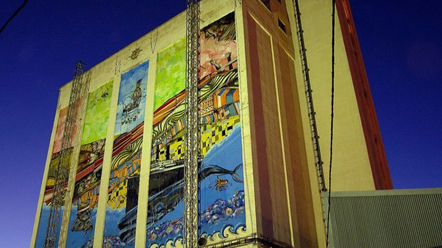 Nuevo silo de Almagro (Ciudad Real)