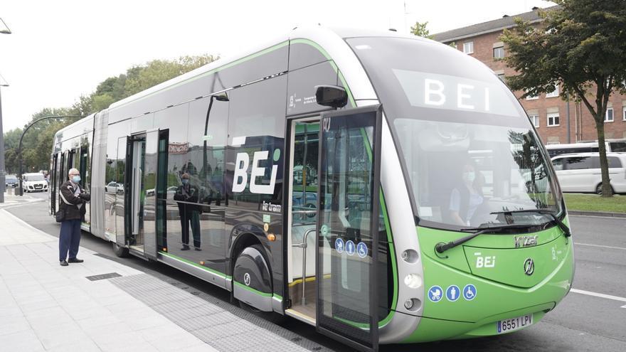 Un autobús del BEI recorrerá los barrios de Vitoria para mostrar sus características y resolver dudas a la ciudadanía