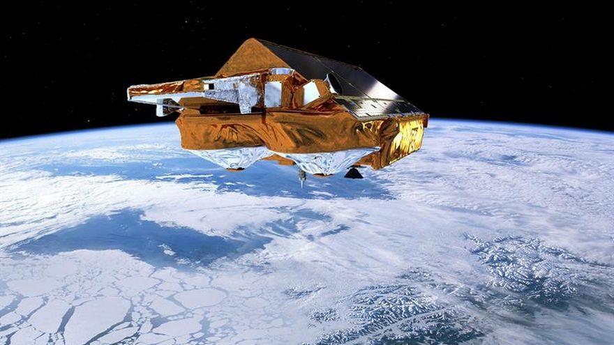 La ESA quiere mantener operativos sus satélites CryoSat y Smos después de 2017