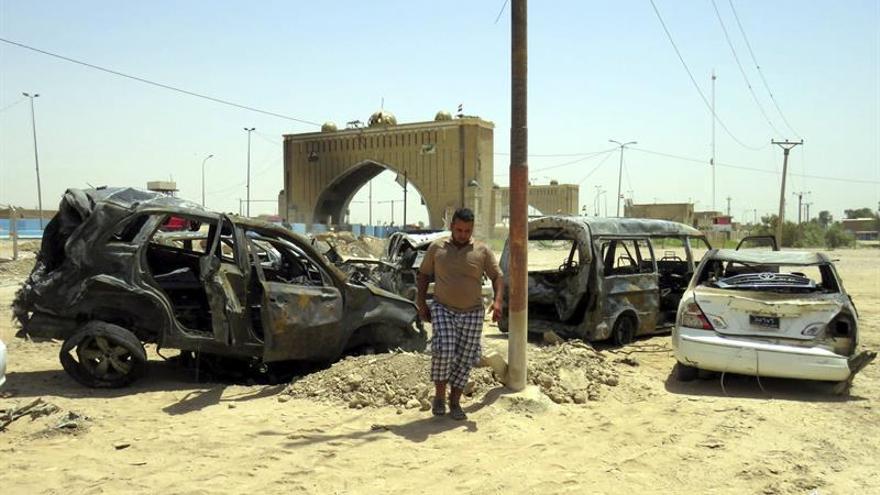 La M, la letra que atemoriza a los yihadistas en la ciudad iraquí de Mosul