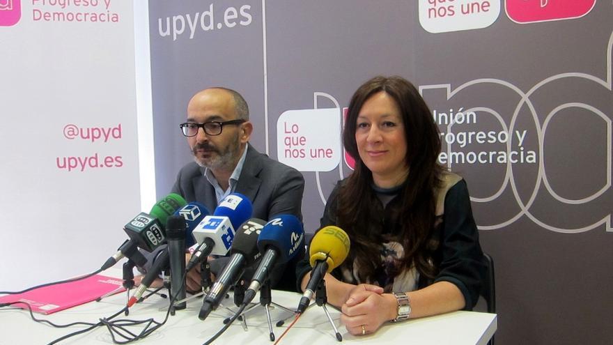 """Candidata de UPyD a la C.Valenciana dice que Lozano ha hecho """"un magnífico trabajo"""" y que UPyD no es un """"personalista"""""""