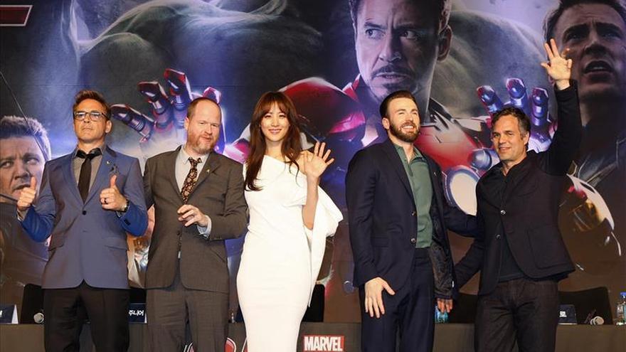 """""""Avengers: Age of Ultron"""" mantiene su dominio aplastante en EE.UU."""