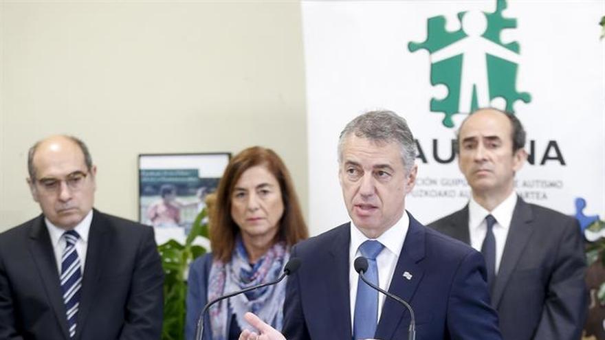 Urkullu espera que el nuevo Gobierno atienda a las demandas de los vascos