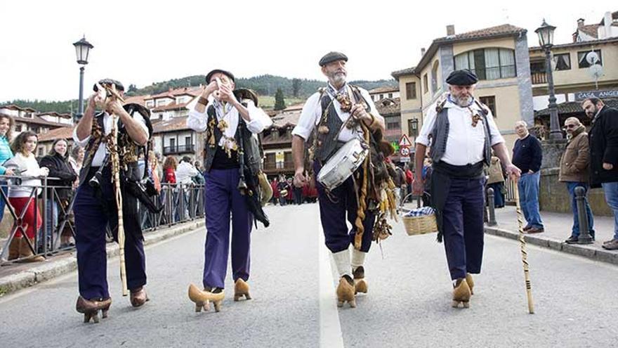 La Fiesta del Orujo de Potes está declarada de Interés Turístico Nacional. | Turismo Cantabria