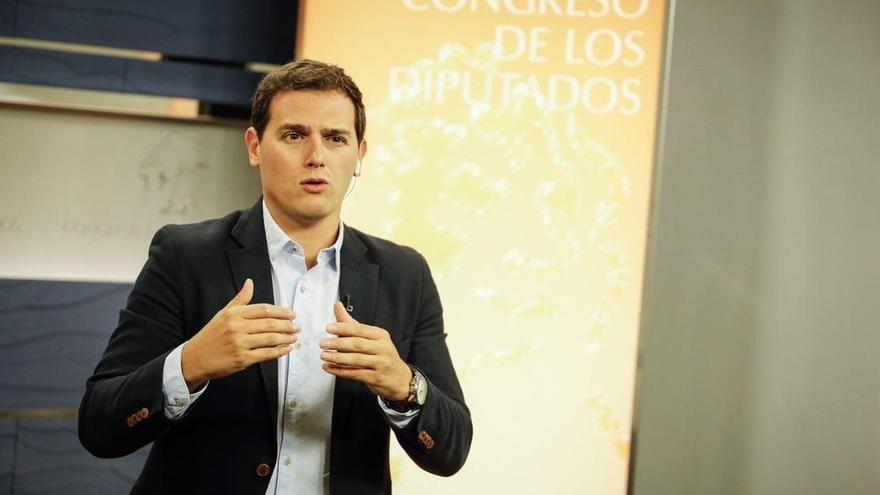 Rivera clausura este jueves el máster de liderazgo que organiza Aznar