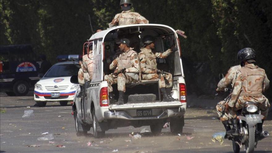 La lucha entre dos grupos insurgentes en Pakistán deja 61 muertos en 3 días