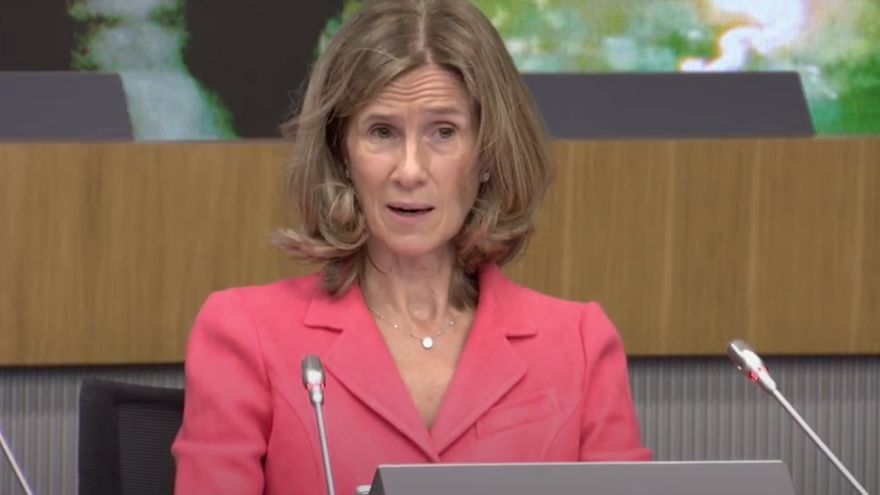 Cristina Garmendia, directora de la Fundación Cotec para la Innovación
