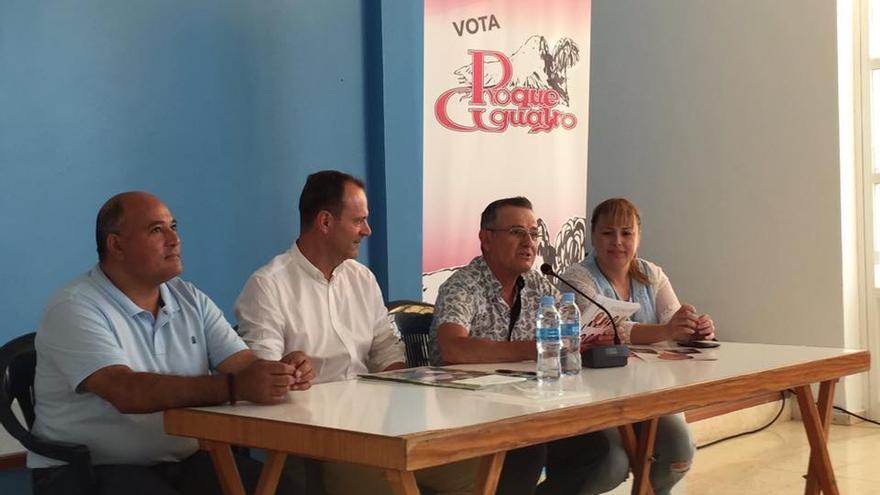 Asamblea de Roque Aguayro.
