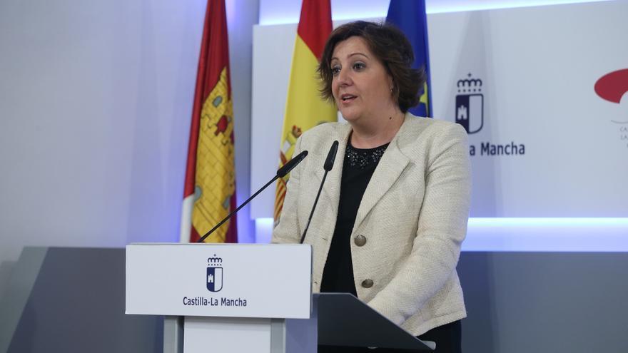 Patricia Franco, consejera de Economía, Empleo y Empresas