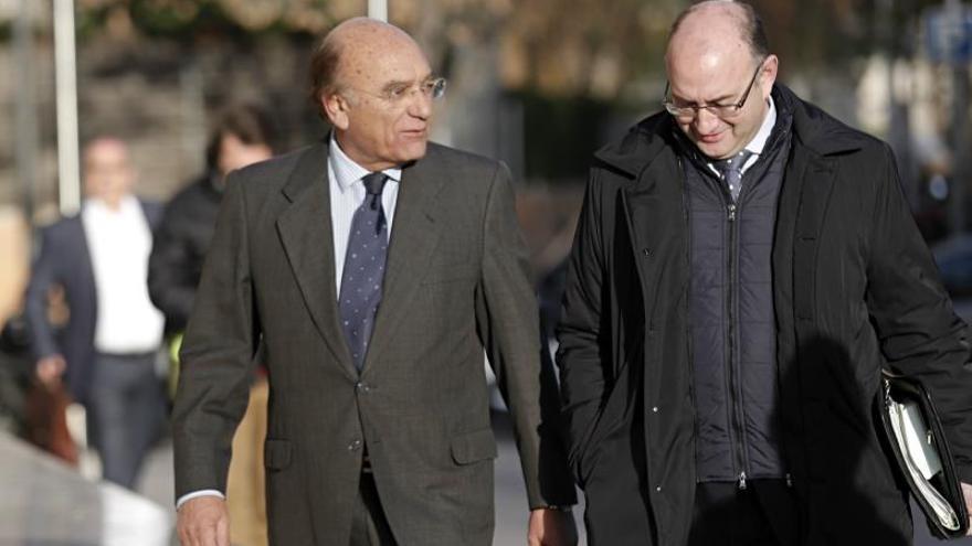 Seis concejales del PP Valencia siguen investigados tras declarar ante el juez