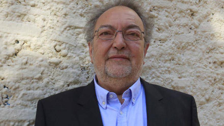 José Luis Vera, jefe de Jurídico de Divalterra.