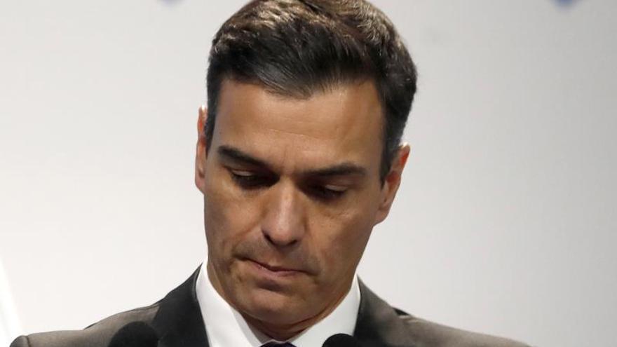 Sánchez avanza reducciones más ambiciosas de CO2 en España para 2030 y 2050