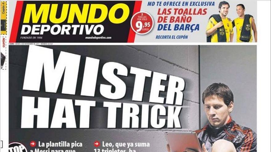 De las portadas del día (03/11/2011) #15