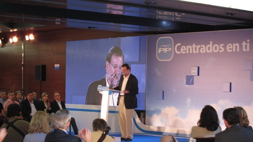 Rajoy clausura este sábado en Lorca el XIII Congreso regional de NNGG