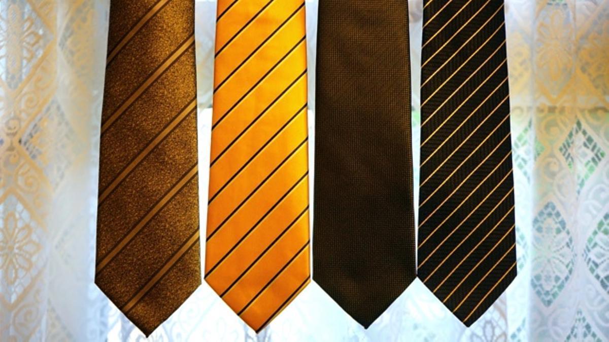 Corbatas vintage