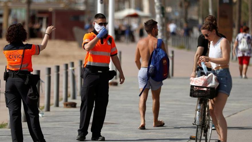 España registra un repunte de casos, 271 en un día, y suma 4 muertos