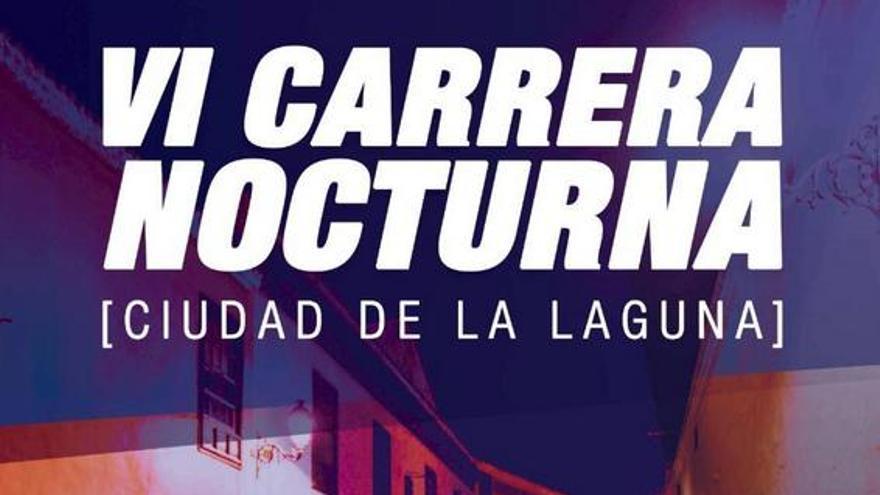 Cartel de la carrera que tendrá lugar el 27 de febrero / Ayuntamiento de La Laguna