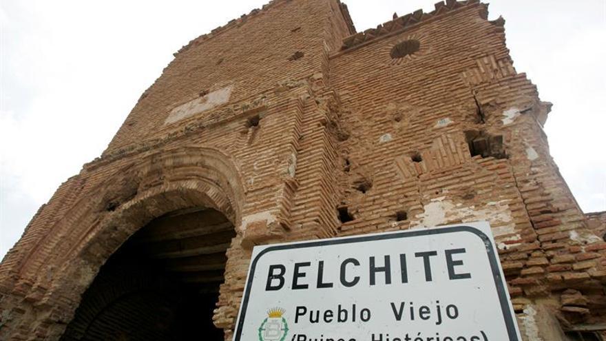 Belchite reivindica paz y memoria 80 años después de su cruenta batalla