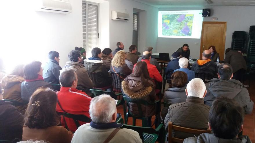FOTO: Plataforma No a la Macrogranja en Pozuelo y Argamasón