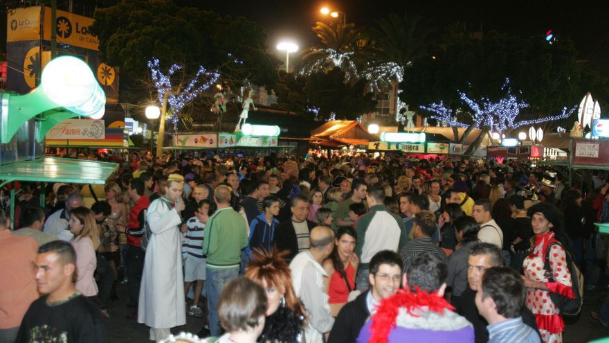 Mogollón Carnaval de Las Palmas de Gran Canaria