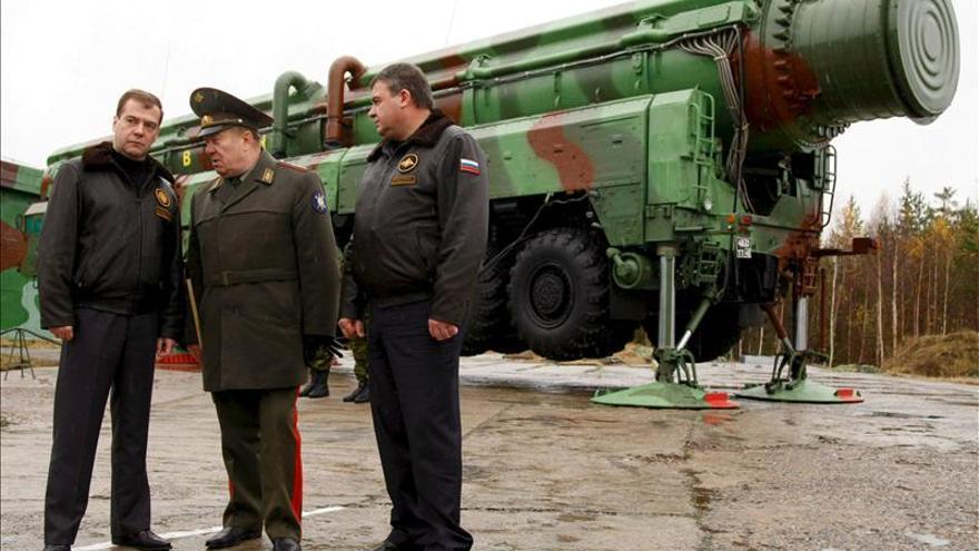 Dos oficiales rusos mueren intoxicados en un accidente en un cosmódromo