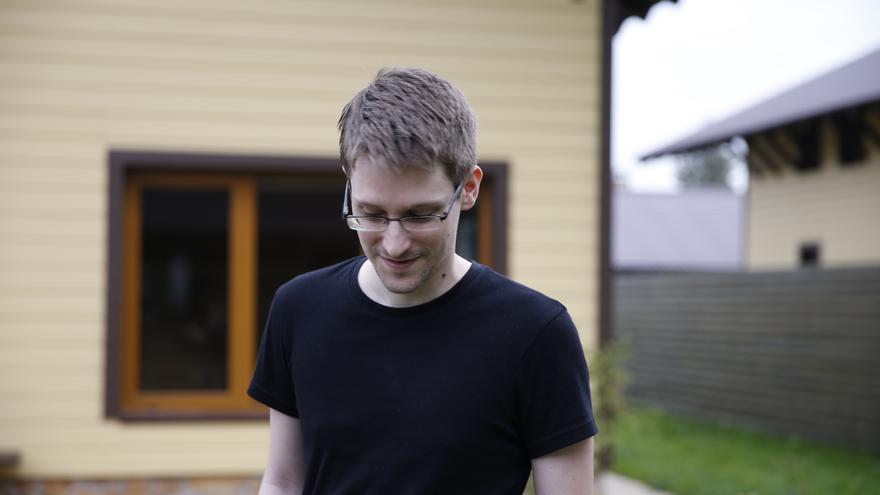 Edward Snowden, ex analista de la CIA, destapó el impresionante alcance de la vigilancia masiva a escala mundial © PHOTOS COURTESY OF RADiUS-TWC