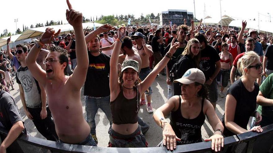 Viña Rock cierra su vigésimo primera edición con 200.000 espectadores